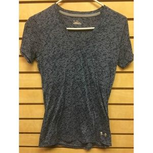 Under Armour Tops Heat Gear Womens Vneck Tshirt S Poshmark